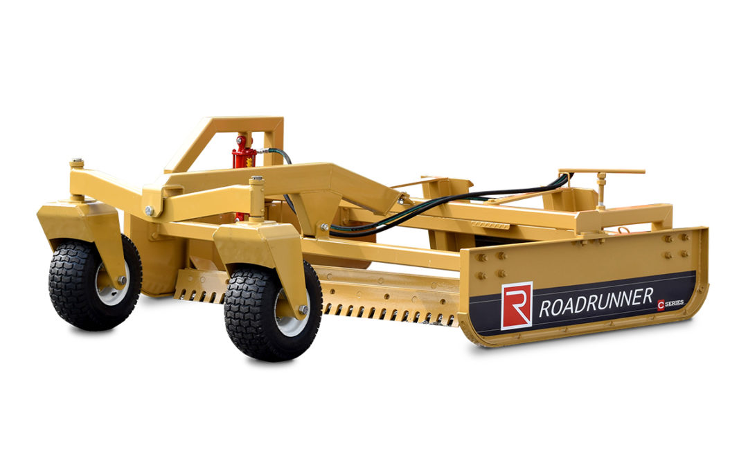 What Makes a Superior-Quality Skid Steer Grader?